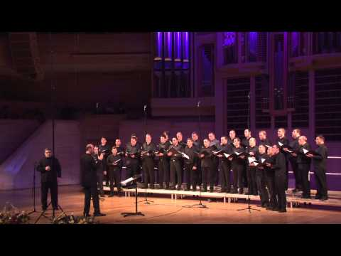 """Trinity Cathedral Choir Concert in Moscow """"House of Music"""""""