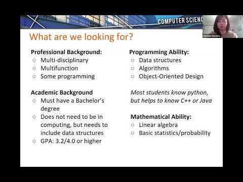University of Illinois Master of Computer Science (& Data