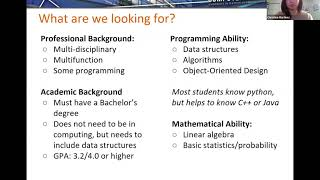 University of Illinois Master of Computer Science (& Data Science)