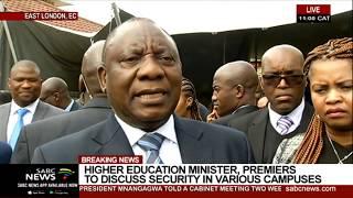 President Ramaphosa sends his condolences to the people of Zimbabwe