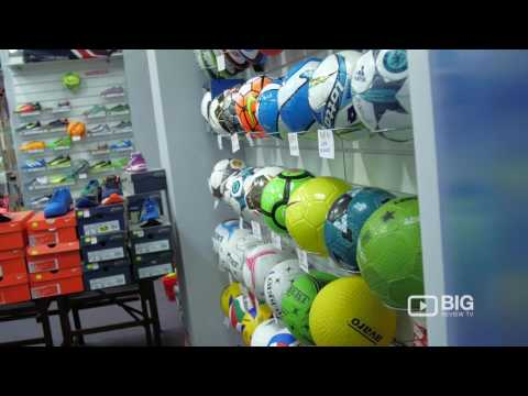 Kilbirnie Sports A Retail Store In Wellington Offering Sports Equipment And Sports Apparel