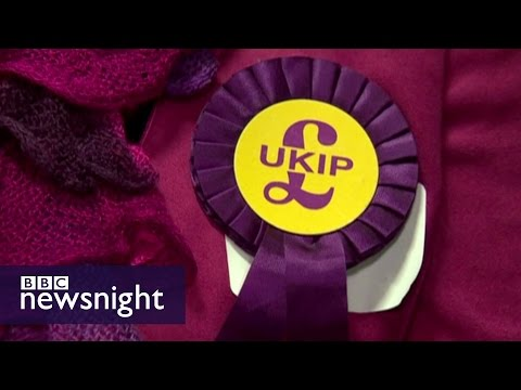 Has the music stopped for UKIP? - BBC Newsnight