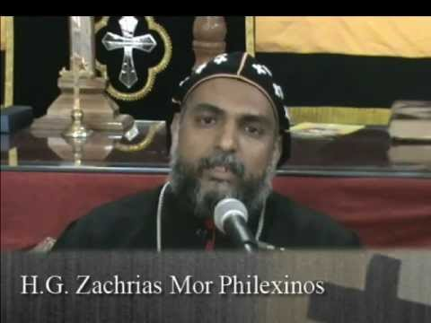 Easter Message 2012 by Mor Philoxenos Zacharias