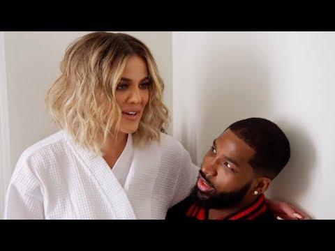Khloe Kardashian Breaks Silence On Tristan Thompson Cheating Scandal   Hollywoodlife