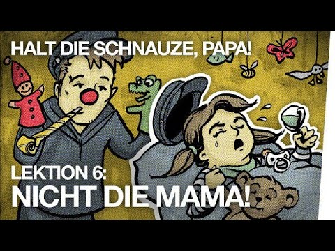 Halt die Schnauze, Papa! - Nicht die Mama! - AEKMMN