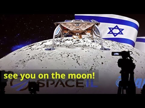 Israel to land a spacecraft on the moon in 2019
