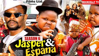 JASPER AND ESPANA (SEASON 6)   BLOCKBUSTER MOVIE - ZUBBY MICHEAL Latest 2020 Nollywood Movie || HD