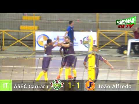 Melhores momentos de Asec 1x5 João Alfredo, pela 3ª rodada da Copa Pernambuco de Futsal Adulto.