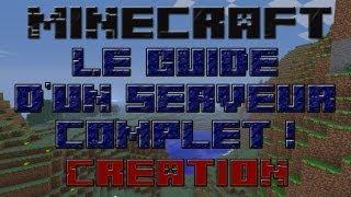 Le Guide d'un serveur complet ! Ep 1 : Créer un serveur Minecraft bukkit avec Hamachi