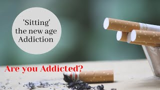 Are You Addicted||Sitting-the New Age Addiction||The Perspective Series|| Stories By Subra Mukherjee