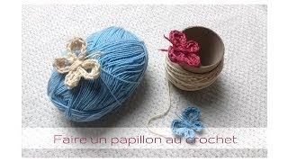 comment tricoter noeud papillon