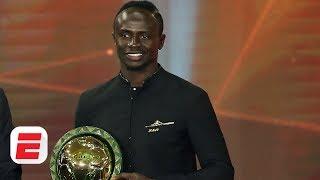 Did Sadio Mané deserve CAF Player of the Year over Mohamed Salah & Riyad Mahrez? | ESPN FC