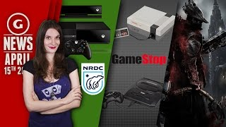 Xbox Boss Praises Bloodborne & NRDC Call For Xbox One Changes - GS Daily News
