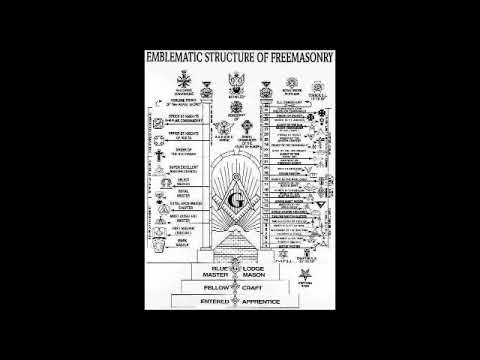 Hidden Spiritual Laws Of The 33 Degree Freemason - Manly P. Hall [Full Lecture / Clean Audio]