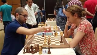 Eurasian Blitz Chess Cup, Almaty, Kazakhstan. XXII  - round.(, 2016-06-19T11:16:40.000Z)