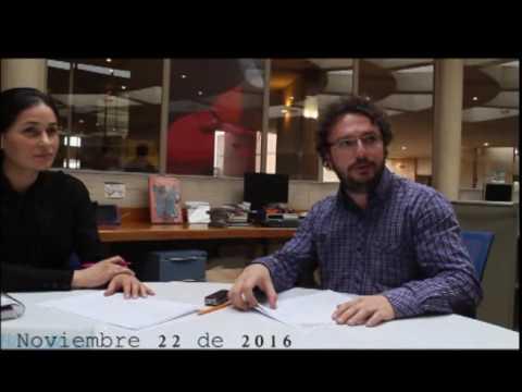 Entrevista a Director Biblioteca Virgilio Barco en tiempos digitales - Bogotá