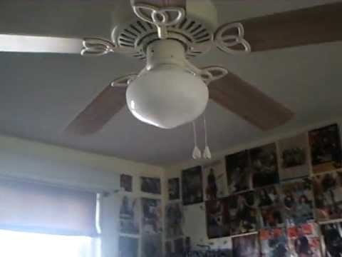 Archive Video Harbor Breeze Springfield Ceiling Fan With