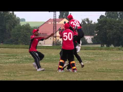 Cricket in Europe - Central Europe Cup 2015