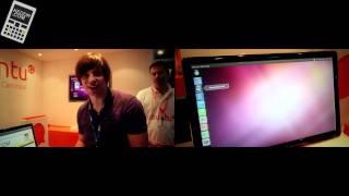 MWC 2012 - Ubuntu для Android