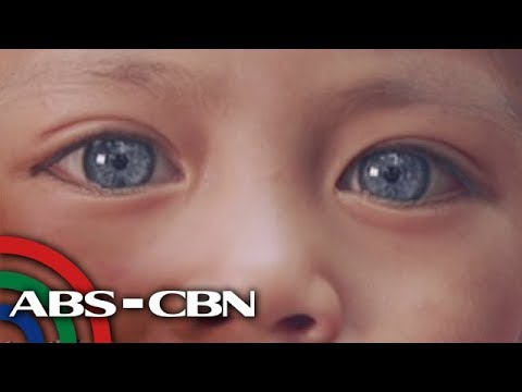 Rated K: Baby Blue Eyes