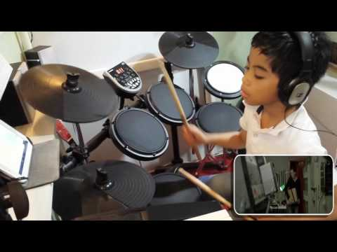 One Call Away (Charlie Puth) Drum Cover By Mark Justine Pacion