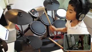 Download Video One Call Away (Charlie Puth) Drum Cover By Mark Justine Pacion MP3 3GP MP4