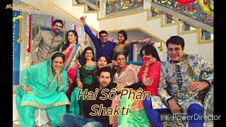 Những hình ảnh đẹp của dàn diễn viên Hai Số Phận. Shakti Team.