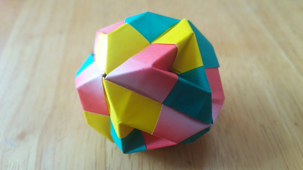 すべての折り紙 くす玉 折り紙 30枚 : 折り紙(おりがみ)・飾り折り ...