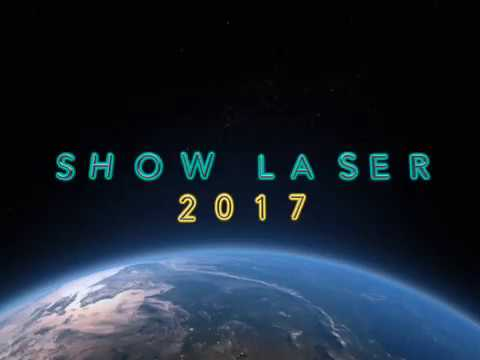Show laser Infinity 2017 by dj M&M's