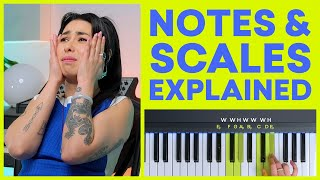 Music Scales Explained in 6 Minutes