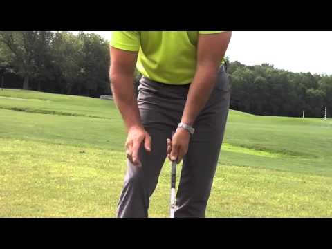 Get The Correct Golf Grip
