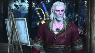 Ведьмак 3 - Каменные Сердца - ч. 5 - ключник, что будет если не брать розу у Ирис