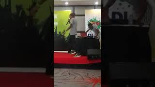 Mati ferry performing live on safaricom twaweza auditions kisumu