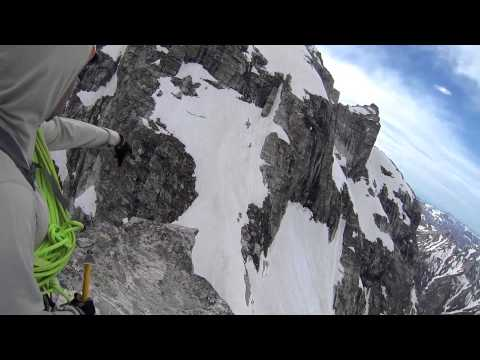 Teewinot To Mount Owen Traverse