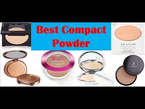 Best Compact Powder In India With Price Compact Powder For Oily Skin Compact Powder For Dry Skin
