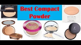 Best Compact Powder in India with Price |Compact powder for oily skin|Compact powder for dry skin