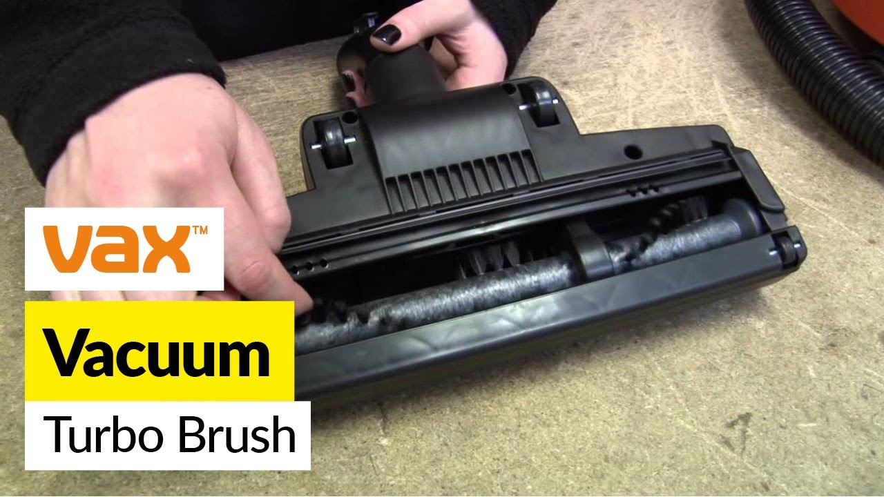 Vax Vacuum Cleaner Turbo Brush Tool Youtube