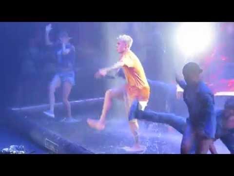 Justin Bieber Purpose Tour - Sorry - Prudential Center Newark NJ - 7/9/16
