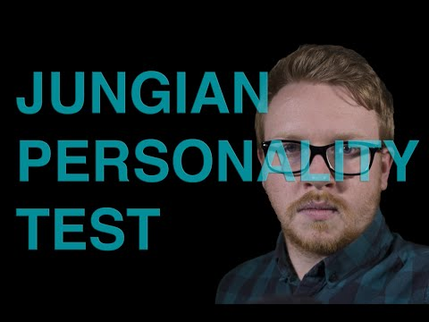 ASMR Jungian Personality Test for Relaxation
