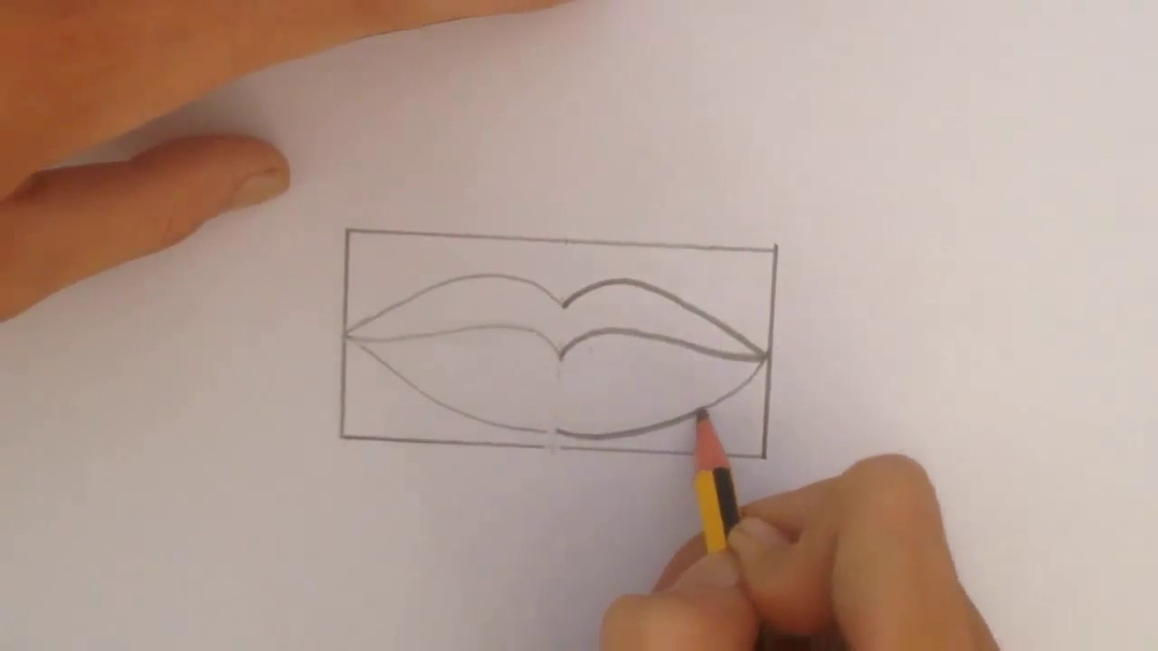 how to draw a mouth site youtube.com