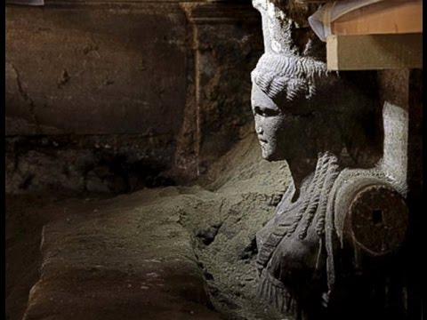 Amphipolis Tomb (mystery solved)