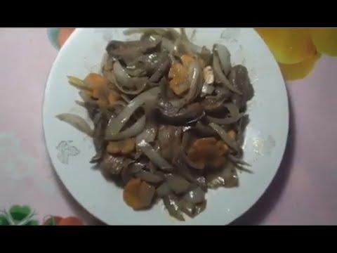 Как правильно приготовить свиные почки вкусно и быстро
