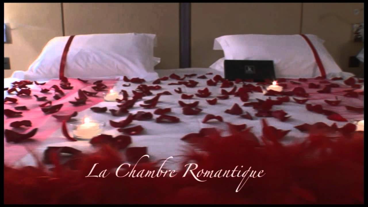 l 39 ambiance romantique de votre h tel paris youtube. Black Bedroom Furniture Sets. Home Design Ideas
