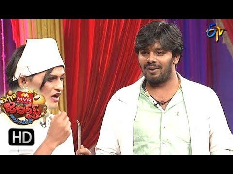 Sudigaali Sudheer Performance   Extra Jabardasth   23rd February  2018    ETV Telugu