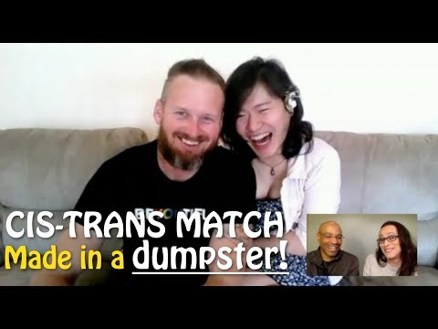 A match made in the dumpster