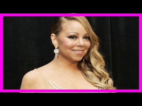 Breaking News | The naked dress: mariah carey, 47, ditches bra and ...