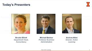EduSourced Webinar: University of Illinois Gies Talks Scaling Experiential