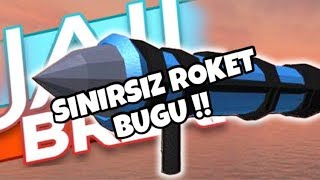 ROBLOX-😱JAİLBREAK UNLIMITED ROCKETS AYE OH! 😱