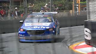 2018 Supercar's Warm Up Lap for Race 27