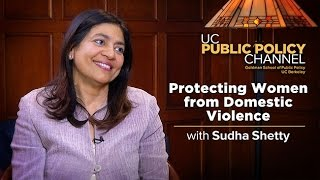 Protecting Women from Domestic Violence with Sudha Shetty